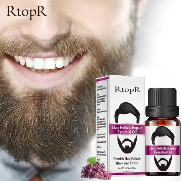 100% Organic Beard Oil Hair loss Products Spray Beard Growth Oil For Growth Men Beard Grow Pro giá rẻ
