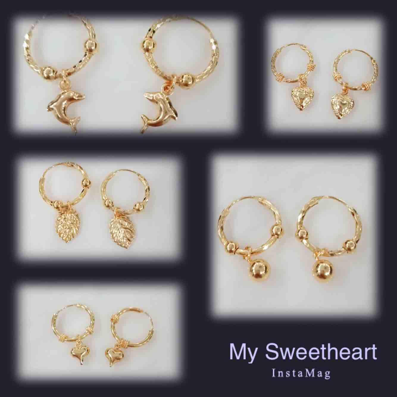0a4f0784f Hoop Earrings for sale - Womens Hoop Earrings Online Deals & Prices ...