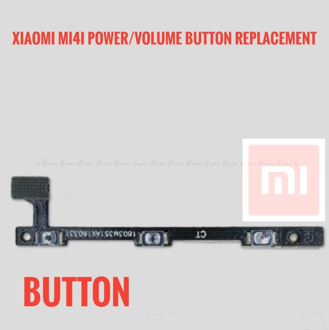 Xiaomi Mi4i Power / Volume Button Replacement