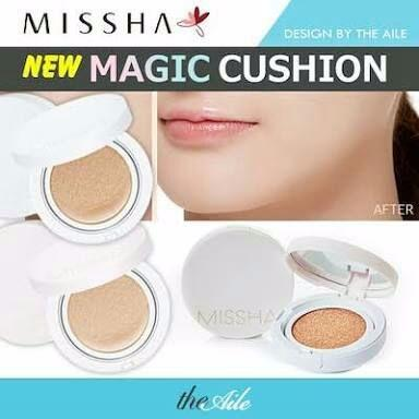 Original Missha Magic Cushion Cover Lasting Renewal (Korea)# 21