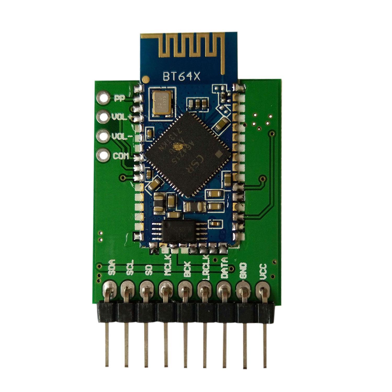 CSR64215 Amplificateur 4.2 Bluetooth sans fil récepteur audio stéréo Board