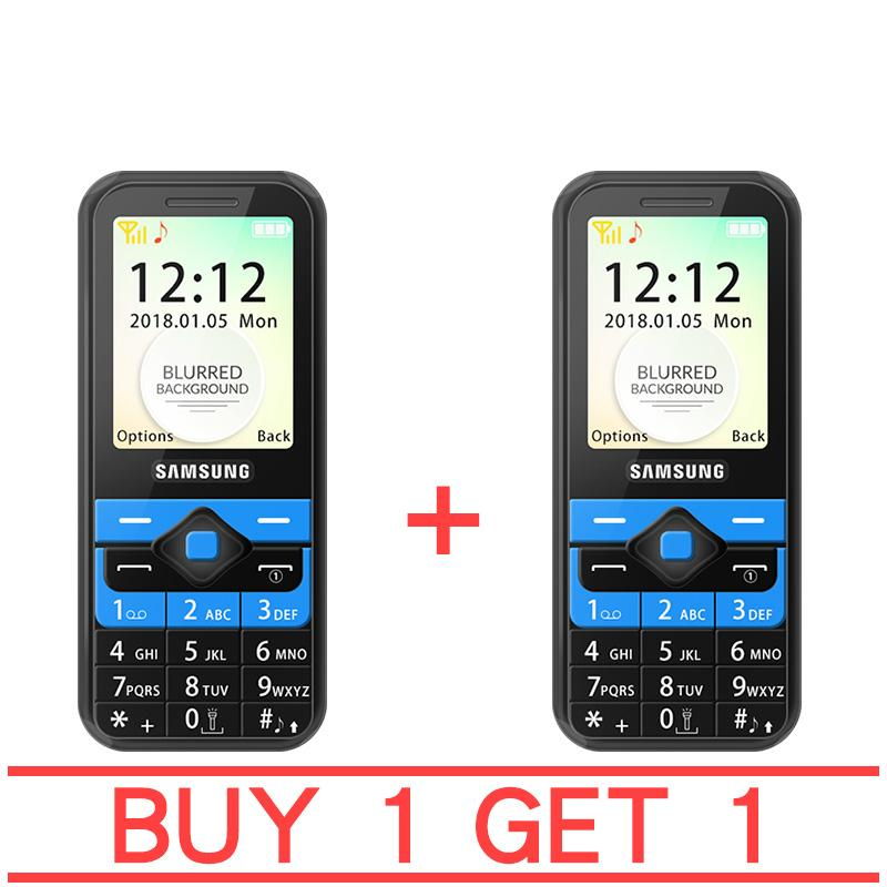 SAMSUNG H5 Keypad  Mobile Phone BUY 1 GIVE 1
