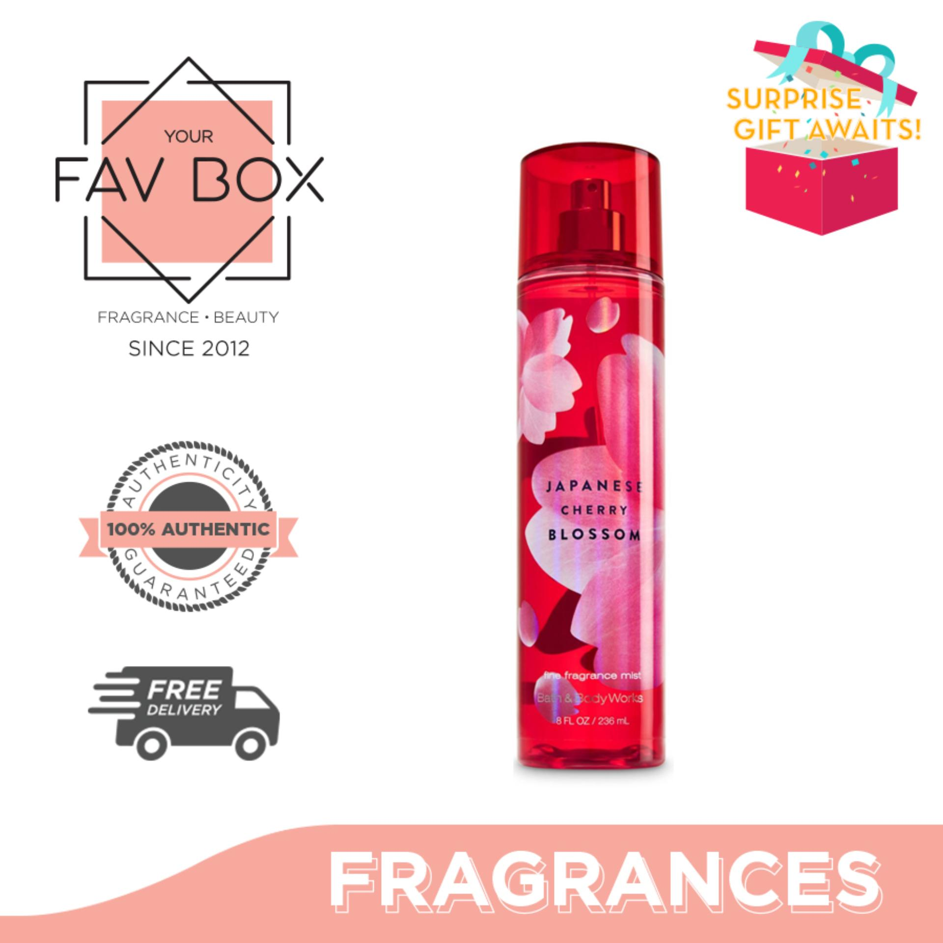 Bath and Body Works Japanese Cherry Blossom Body Mist 236ml