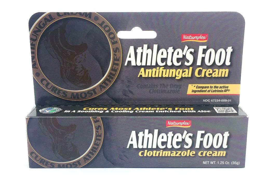 NATUREPLEX Athlete's Foot Antifungal Cream
