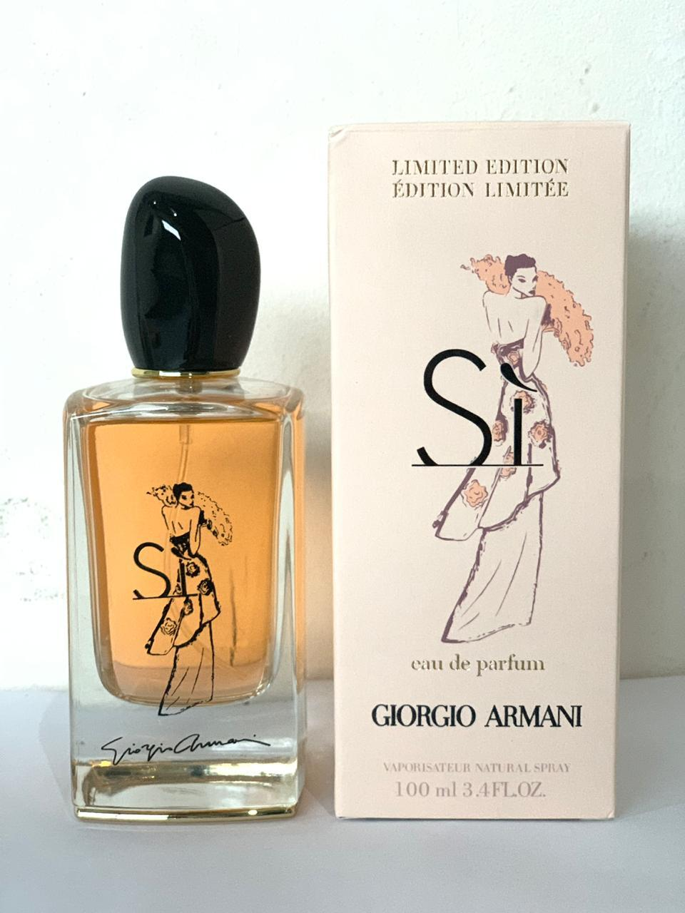 Giorgio By Edp Si Limited Edition Armani N8yv0mwnOP