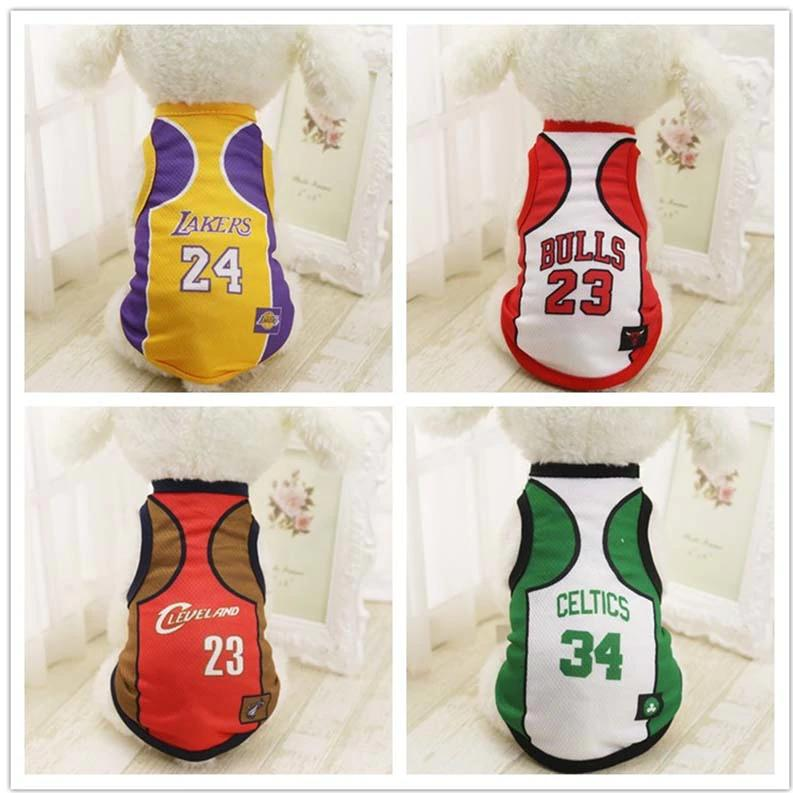 Pet Dog Sando Summer Vest Bulls By Gigglesph.