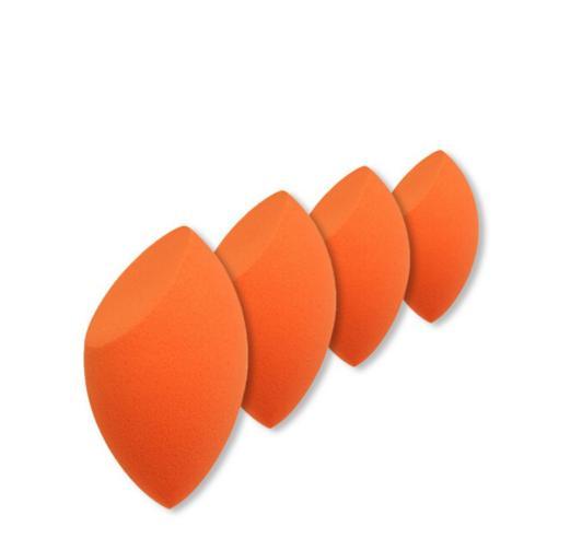 Orange Puff Cosmetic Skin Foundation Eggs Shape Sponge miralouray Philippines