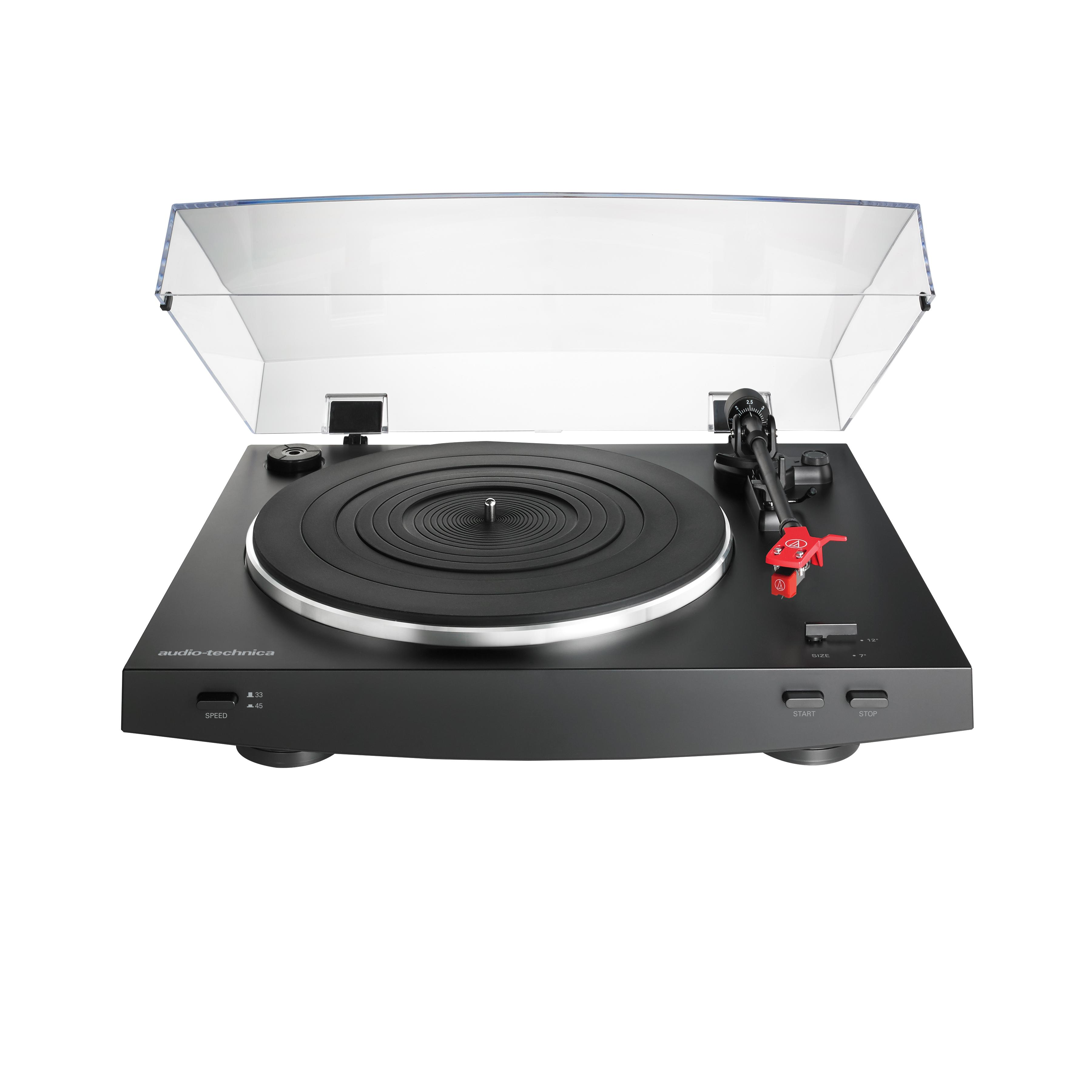 Audio Technica AT-LP3 Fully Automatic Belt-Drive Stereo Turntable
