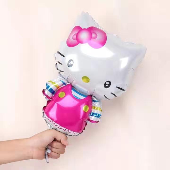 "Hello Kitty JAMBO SIZE Balloon 45/"" Cartoon Toy For Birthday Party  Decoration"