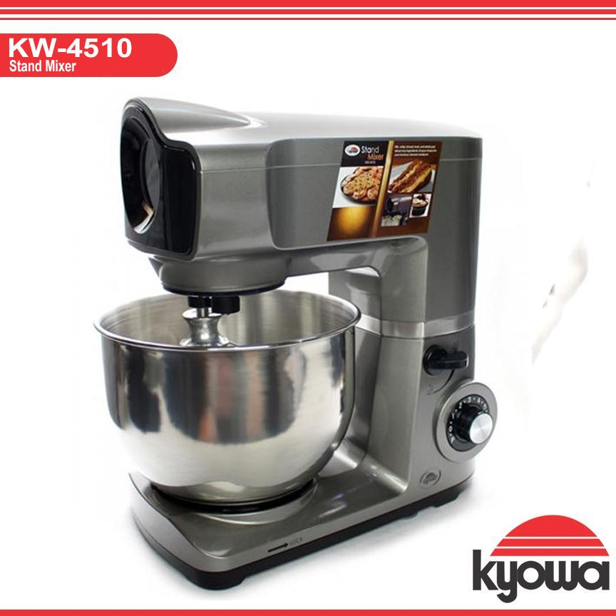 Kyowa Kw 4510 6 Speed 5 Liters Stand Mixer With Accessories