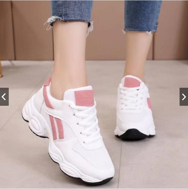2020 Korean new fashion rubber shoes