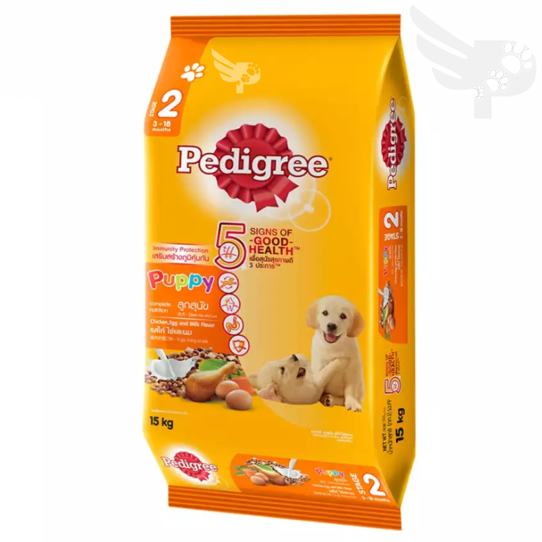 PEDIGREE® Puppy Chicken, Egg \u0026 Milk