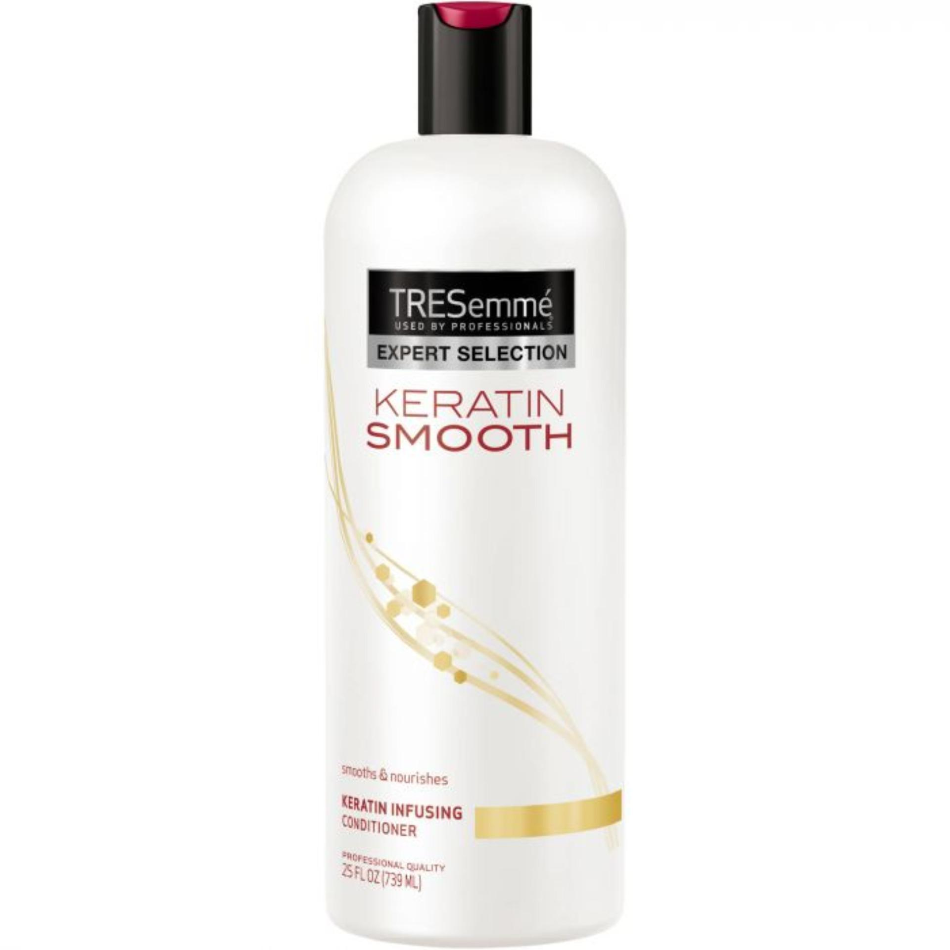 Mz Adizai Tresemme Keratin Smooth Conditioner 739ml By Mz Aidizai.