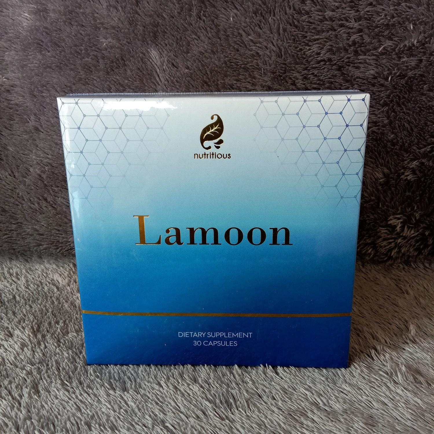 Lamoon Blue For Male Hormones Enhancer image