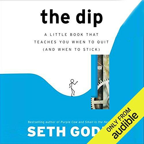 [audiobook] The Dip By Seth Godin By Audiobooks.