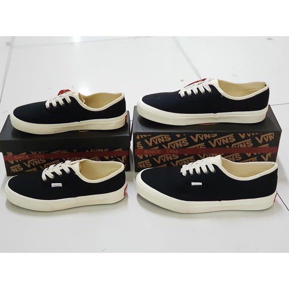 Vans Black Bone Casual Shoes For Women