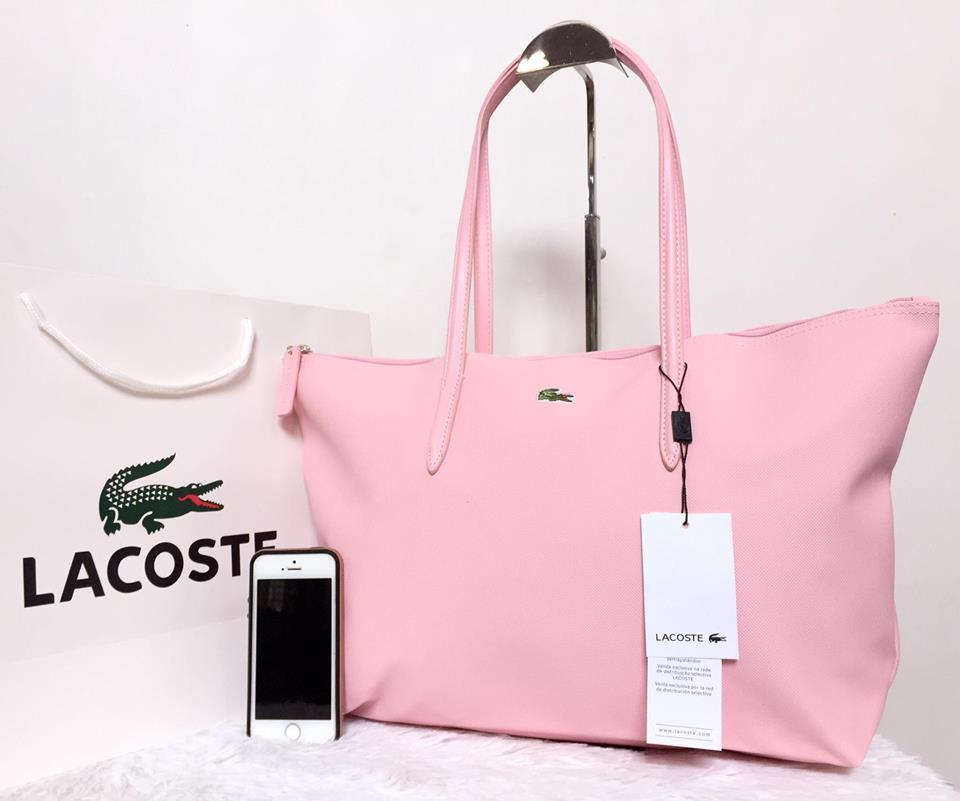 Lacoste Philippines Tote Bag For Women Prices Reviews Lazada