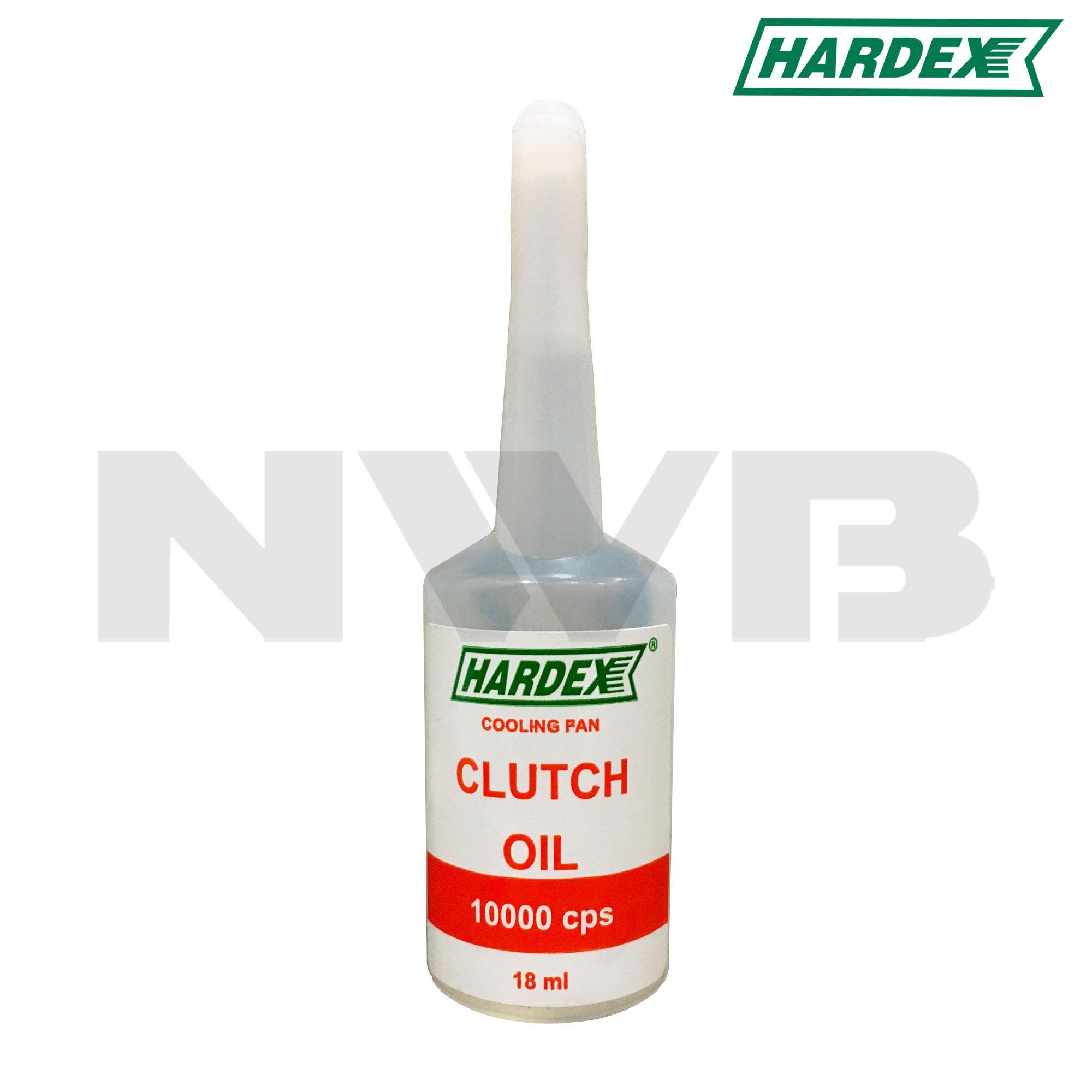 Hardex Cooling Fan Clutch Oil 10000 cps 18ml