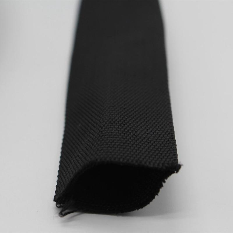 Black Nylon Protector Sleeve Sheath Cable Cover Welding Tig Torch Hydraulic Hose