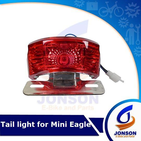 Tail Light For E-Bike By Jonson E-Bike And Spare Parts