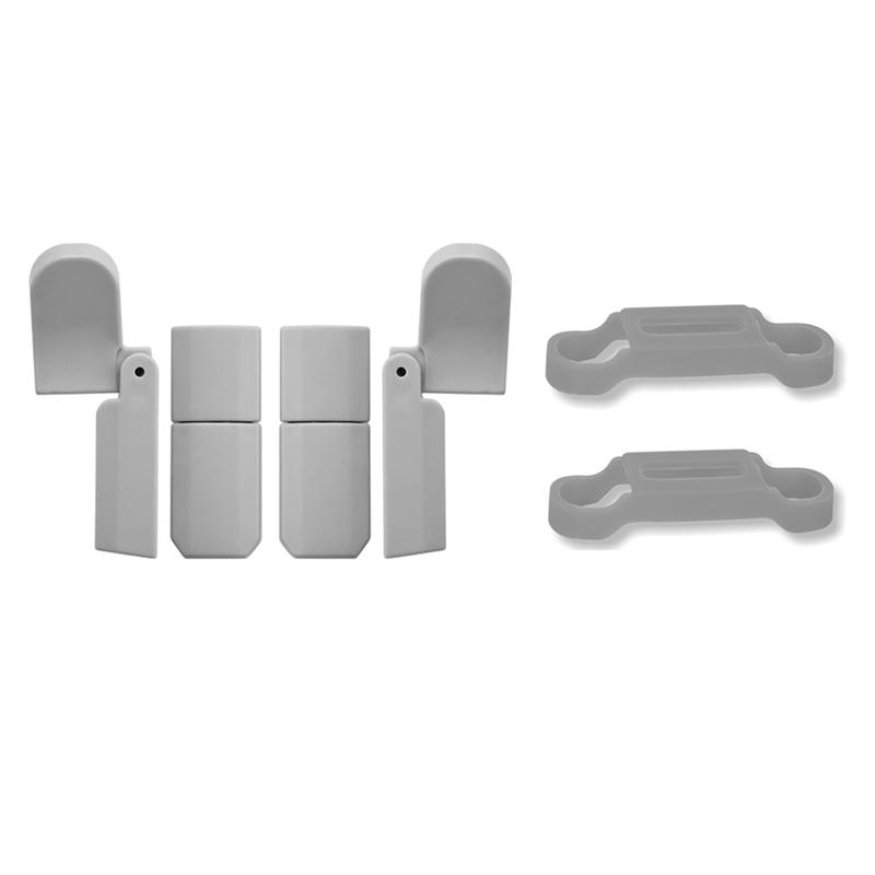 Foldable Landing+Beam Propeller for DJI Mavic Mini Extended Landing Gear Leg Support Protector Extensions for DJI Mavic Mini Drone Accessories