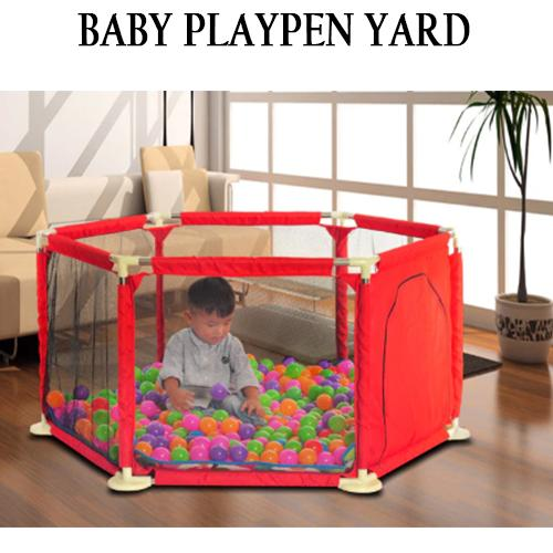 Baby Playpens Children Safety Arena Playing Yard (Note Balls Not Included) aa5bff061a