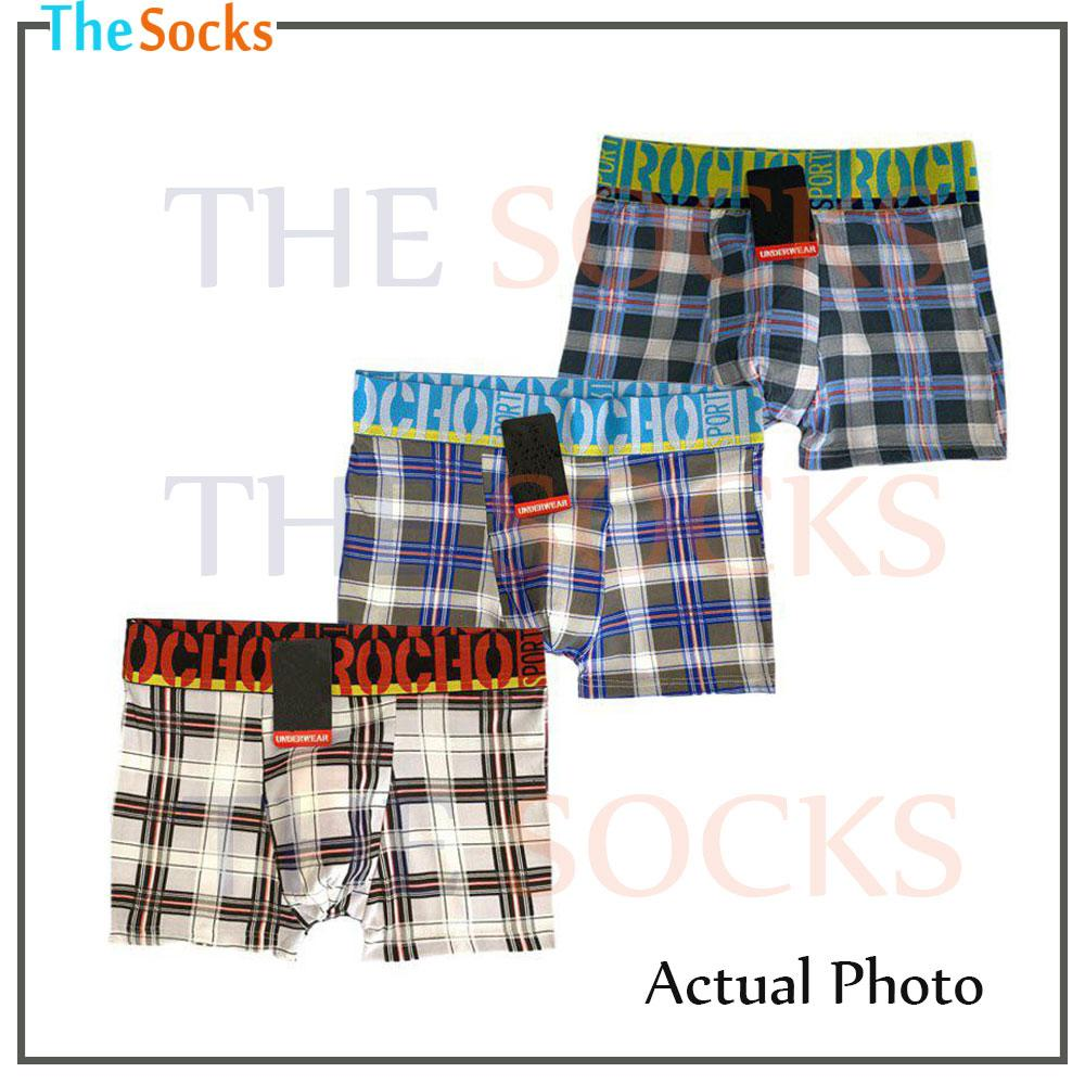 The Socks Mens Comfy Soft Pouch Underpants Underwear Briefs Boxer By Gbuy.