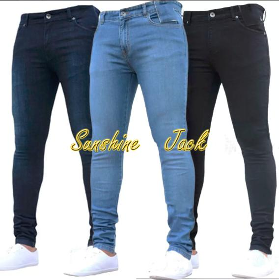 8064e44a34a New Three Color High Quality Men s Jeans Maong Pants