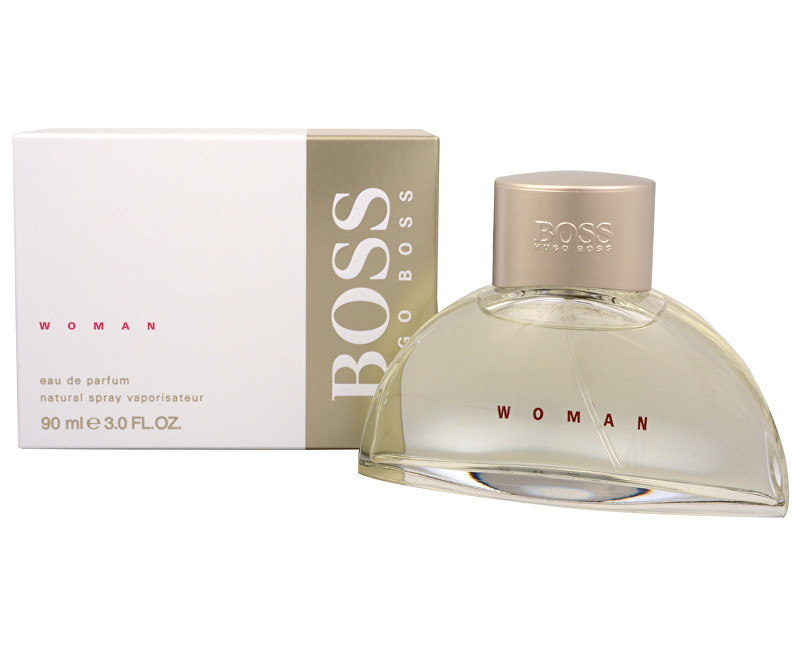 boss woman fragrance