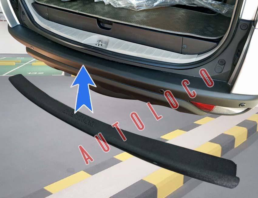 Rear-Back Step Sill / Stepsill for Mitsubishi Montero Sport (2009 to 2015 Model