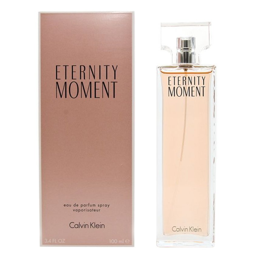 Calvin Klein Eternity Moment Eau de Parfum for Women 100ml