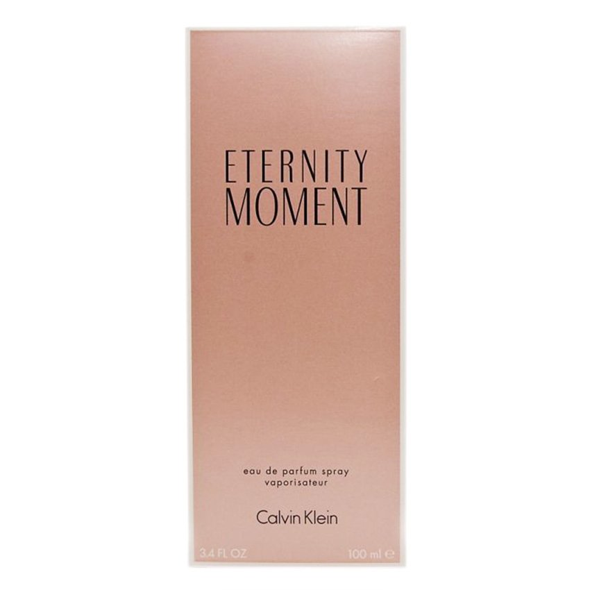 Calvin Klein Eternity Moment Eau de Parfum for Women 100ml - thumbnail