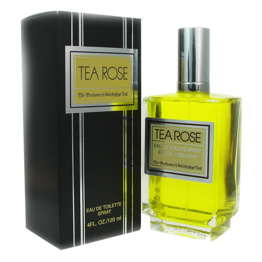 Perfumers Workshop Tea Rose Eau de Toilette For Women 120ml - thumbnail
