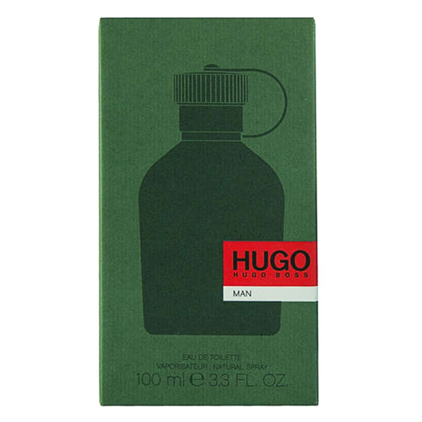 Hugo Boss Hugo Eau de Toilette For Men 100ml (Green) - thumbnail
