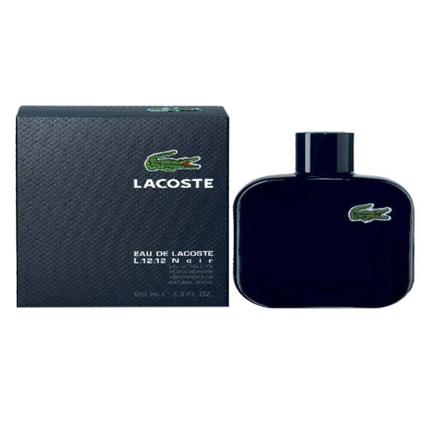 Lacoste Eau de Lacoste L.12.12 Noir Perfume for Men 100ml (BLACK)