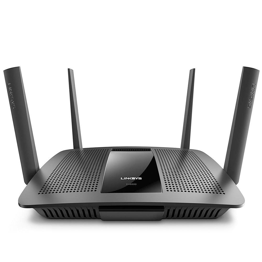 Linksys EA8500 MAX-STREAM™ AC2600 MU-MIMO WiFi Router