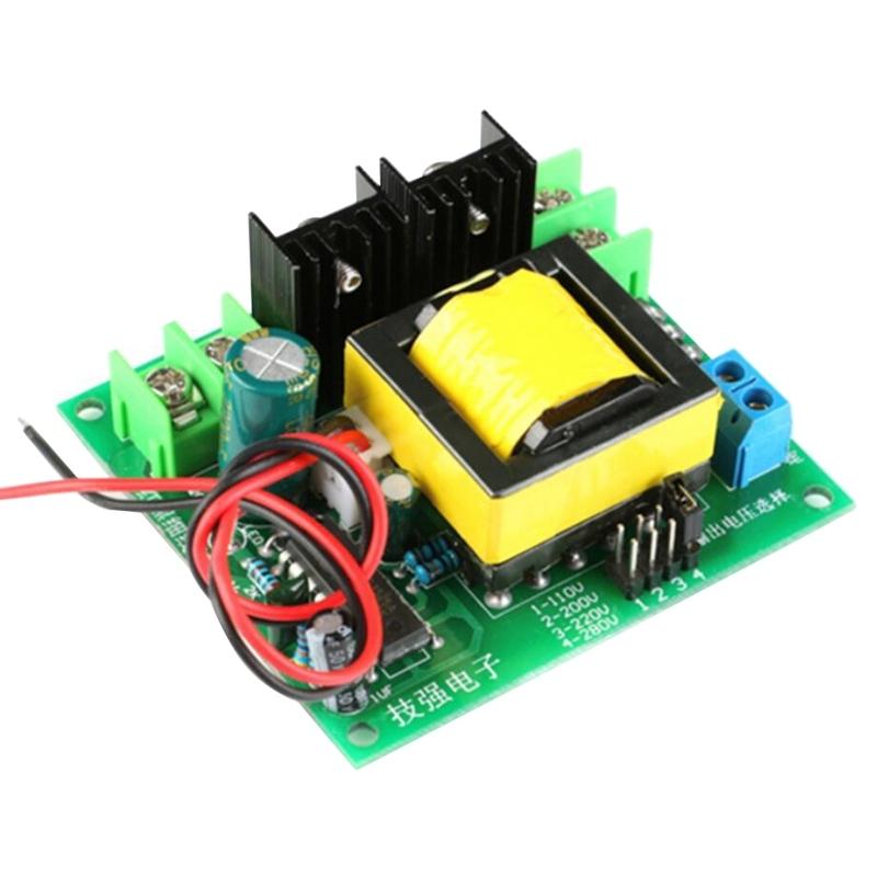 Bảng giá DC-AC Converter 12V to 110V 200V 220V 280V 150W Inverter Boost Board Transformer Phong Vũ