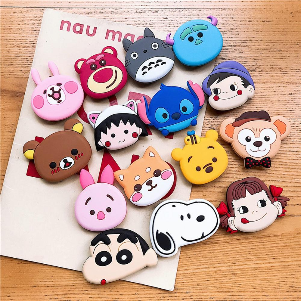 3d Cartoon Pop Air Bag Phone Sockets Expanding Stand Holder By Utmost.