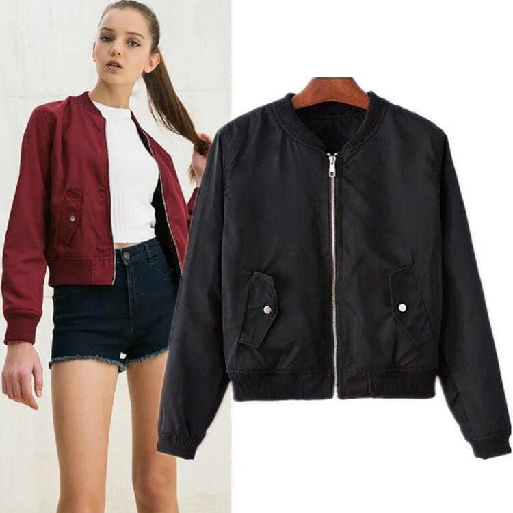 e0fd1e339 Bomber Jacket for Women for sale - Womens Bomber Jacket online ...