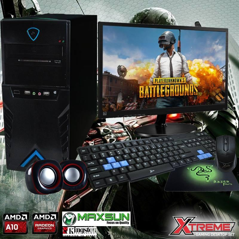 Swell Xtreme Amd A10 7700K 8Gb Ram Gaming Desktop Computer Package Best Image Libraries Weasiibadanjobscom