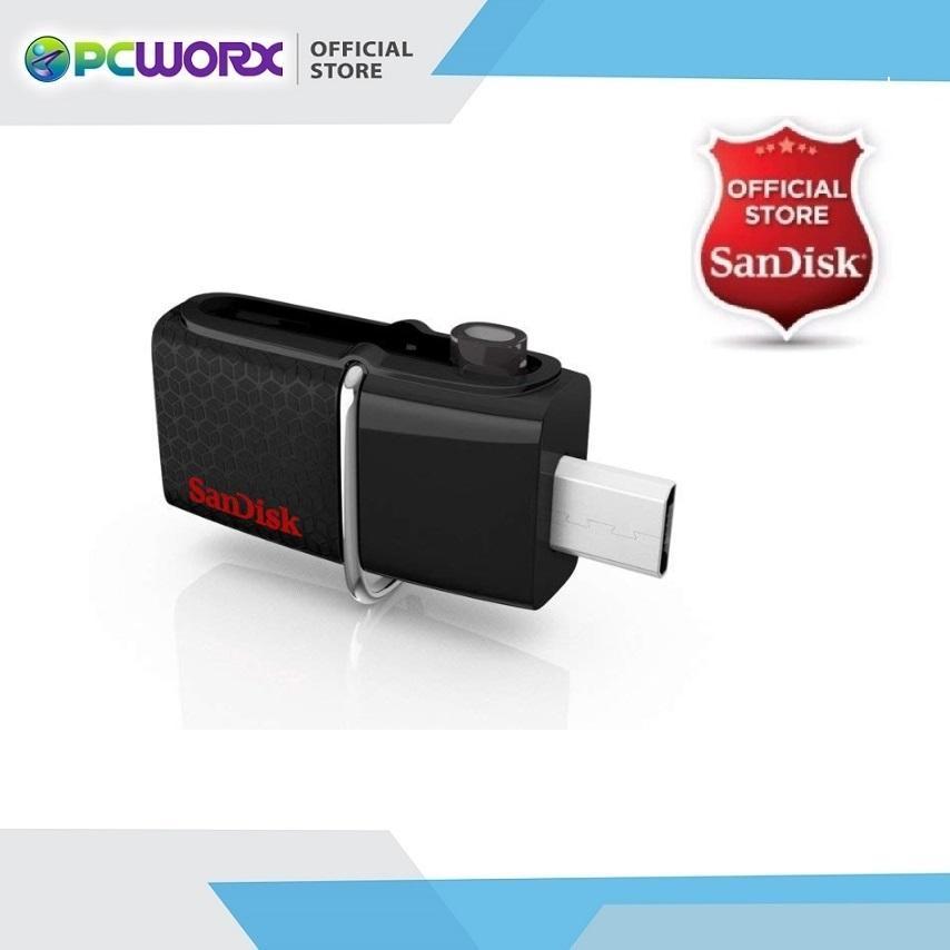Sandisk Ultra SDDD2-016G-G46 16GB OTG Dual Flash Drive