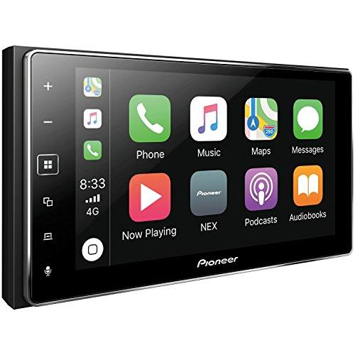 Supports  Alexa /& Spotify Pioneer MVH-S420BT Single Din Bluetooth Digital Media Receiver with Short Chassis