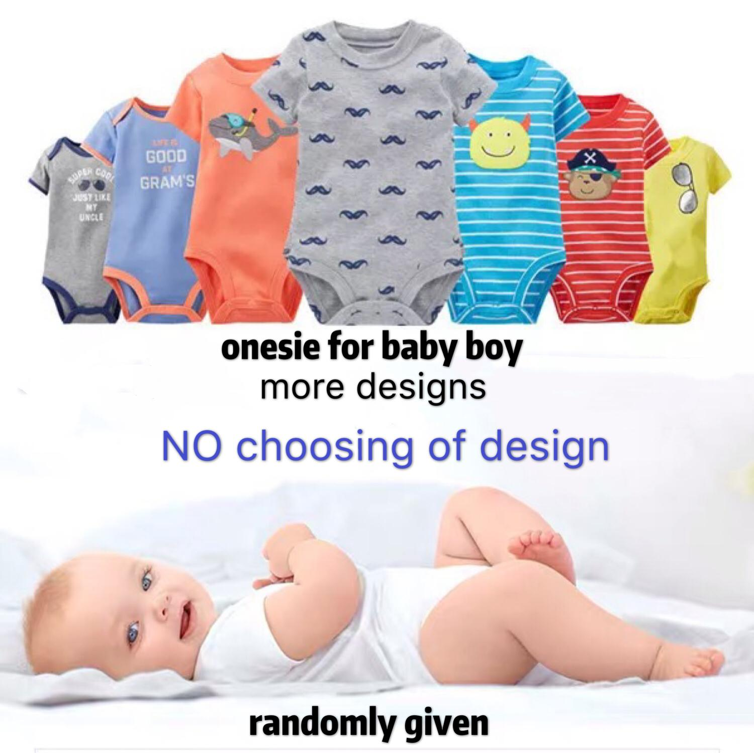 2c44a79da Onesie for sale - Baby Onesies Online Deals & Prices in Philippines ...