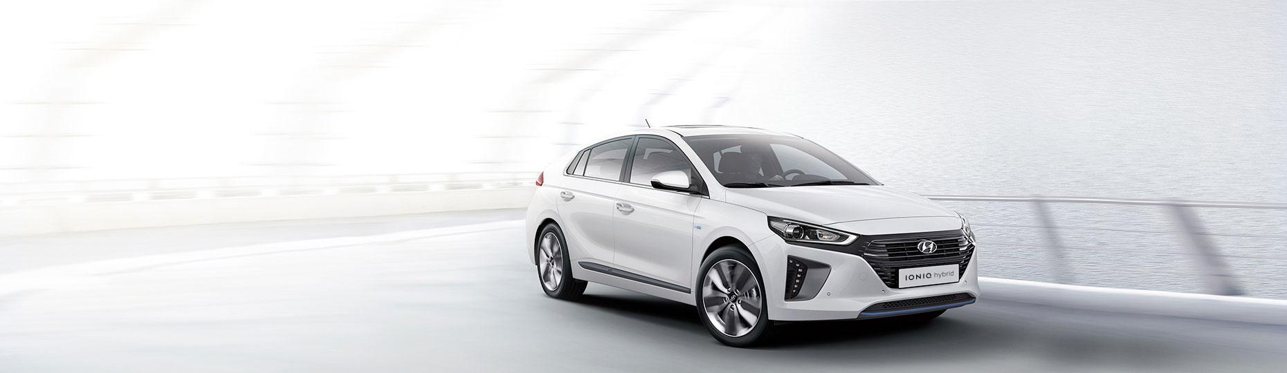 Hyundai Ioniq Hybrid 1.6 Gls At (reservation Fee Only) By Hyundai Pasong Tamo.