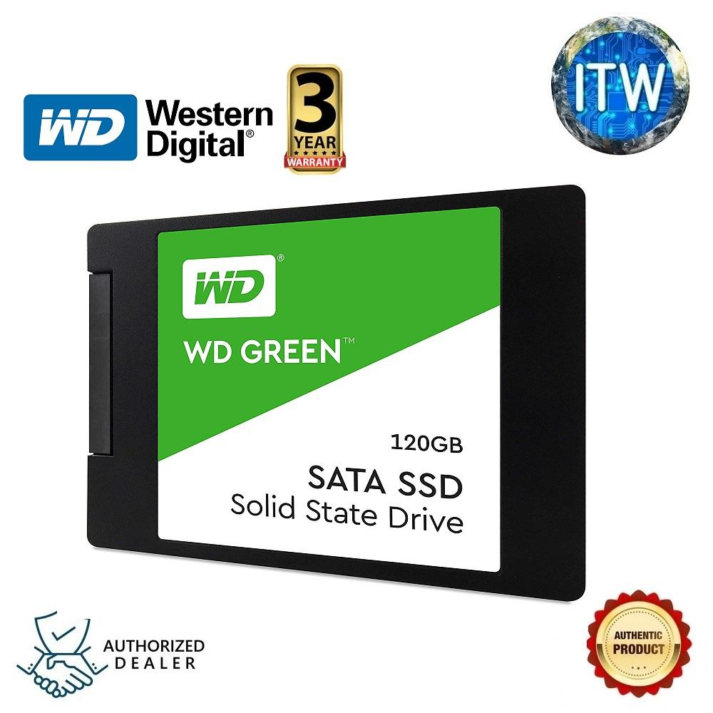 Western Digital WD Green 120GB 2 5