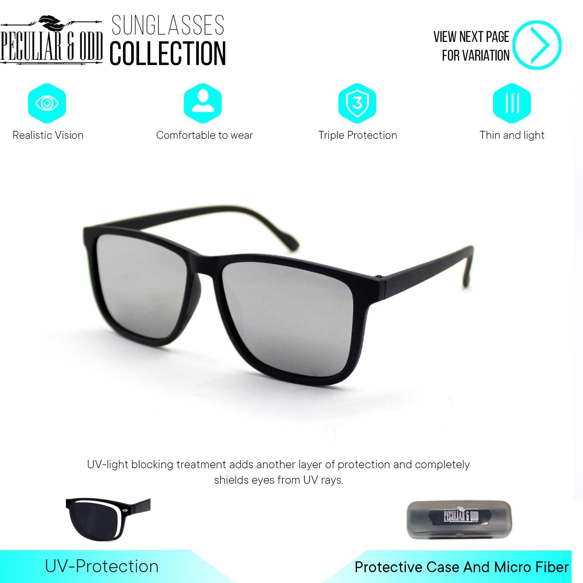 60a15312d3c6 Sunglasses For Men for sale - Mens Sunglasses Online Deals & Prices in  Philippines | Lazada.com.ph
