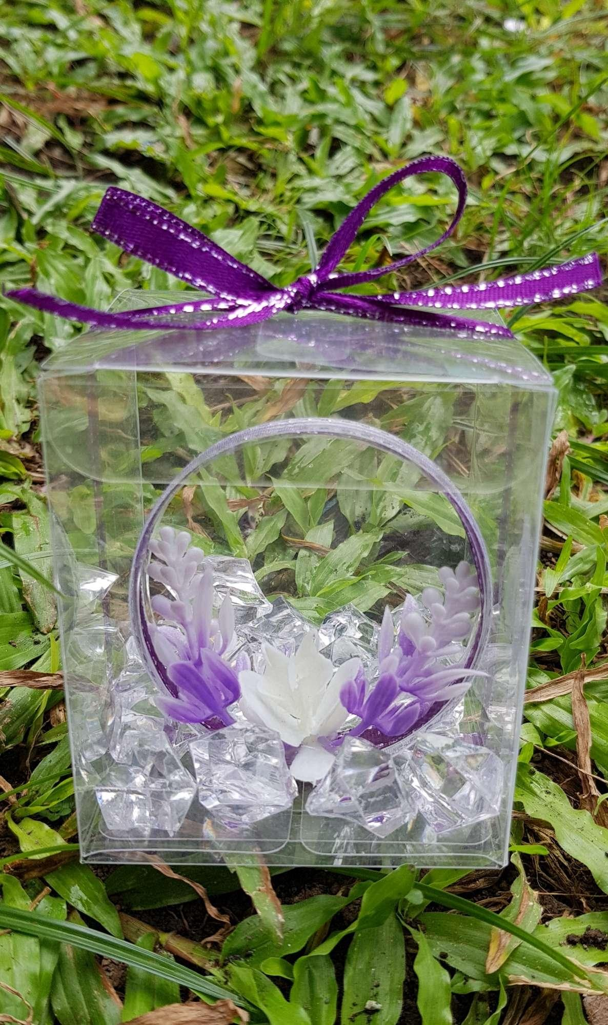 Purple Wedding Souvenir By A&r Collections.