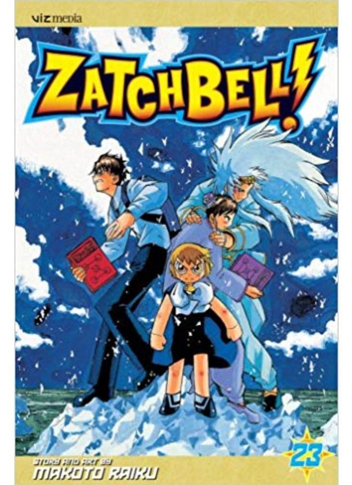 Zatch Bell! Vol  23