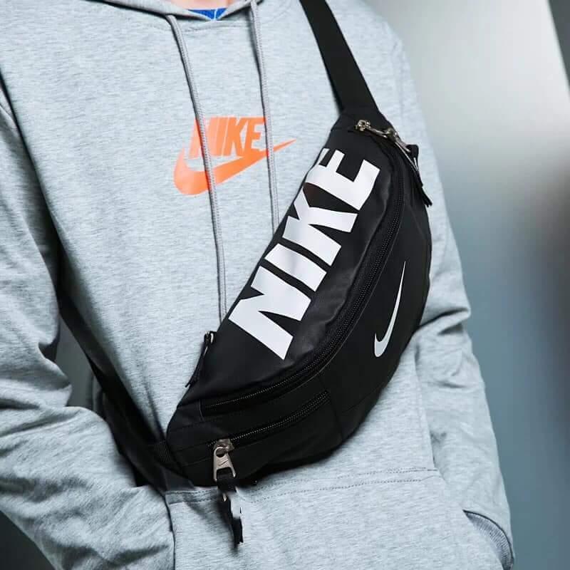 d92b1408e8b4 COD N!KE High Quality Men Women Unisex Fashion Multipurpose Shoulder Casual  Belt Bag