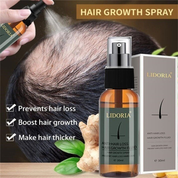 Hair Growth Spray Fast Grow Hair hair lossTreatment Preventing Hair Loss 30ml Dry Hair Regeneration Repair,Hair Loss Products giá rẻ